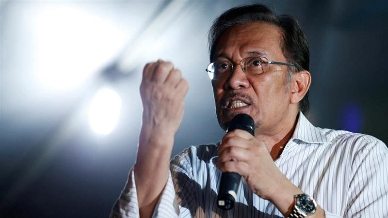 Anwar Ibrahim declares 'new dawn for Malaysia' after release from jail