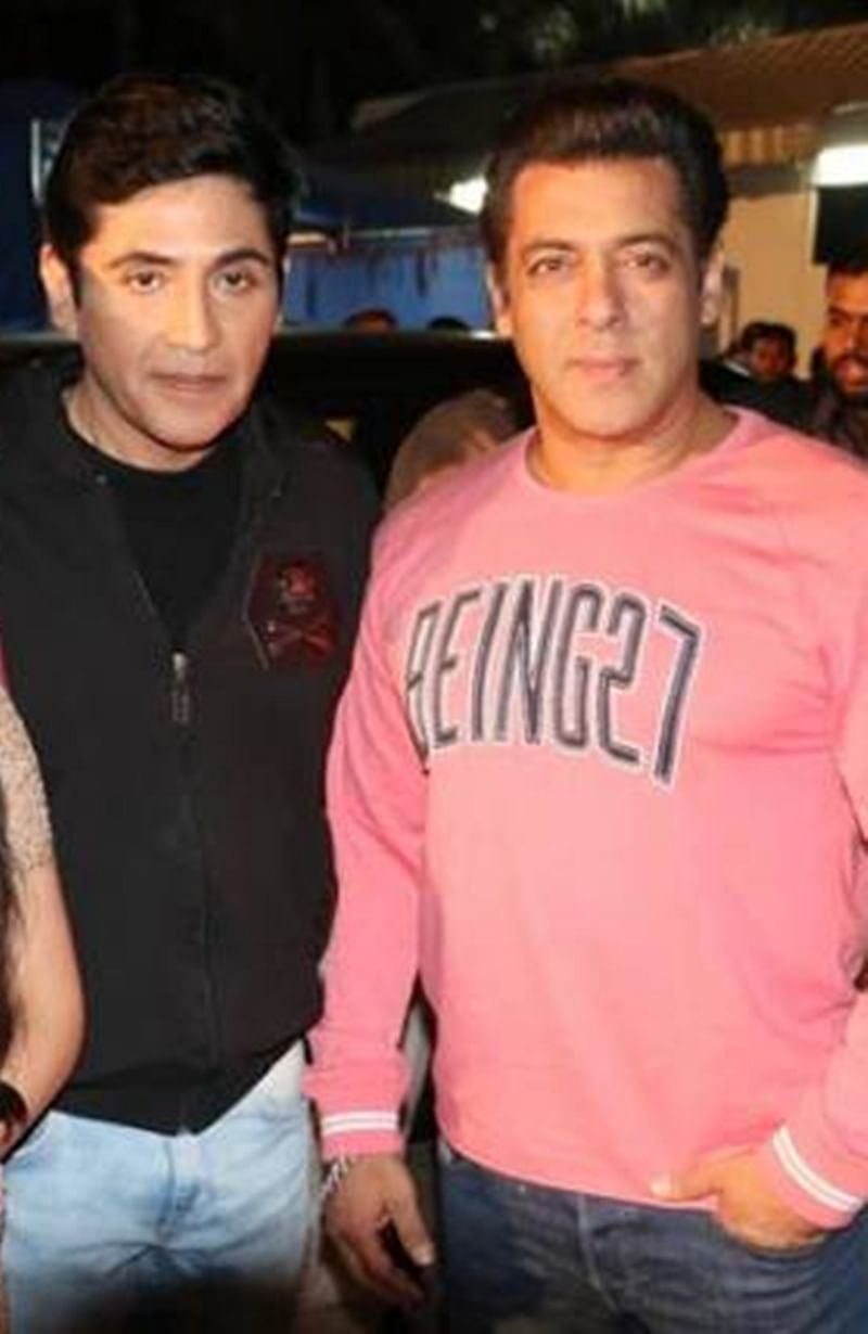 WOW! Aasif Sheikh reunites with Salman Khan after 12 years for 'Bharat'