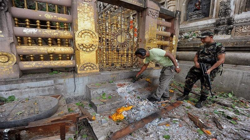 Bodh Gaya serial blasts case: All 5 convicts sentenced to life imprisonment