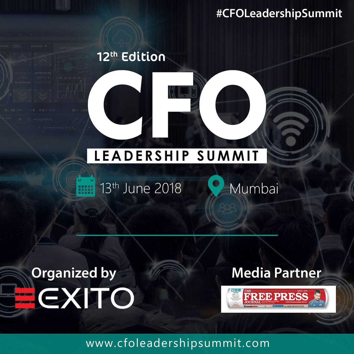 12th Edition of CFO Leadership Summit