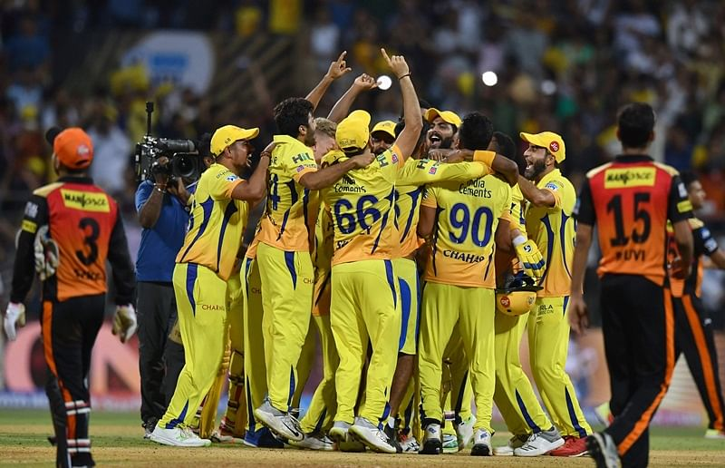 Bollywood Celebs congratulate champions Chennai Super Kings for IPL 2018 victory