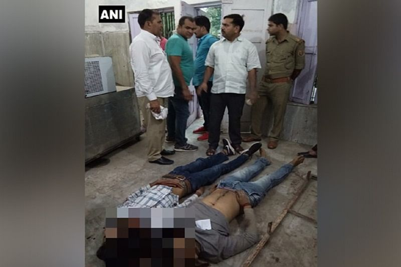 Meerut: Two wanted criminals gunned down in encounter