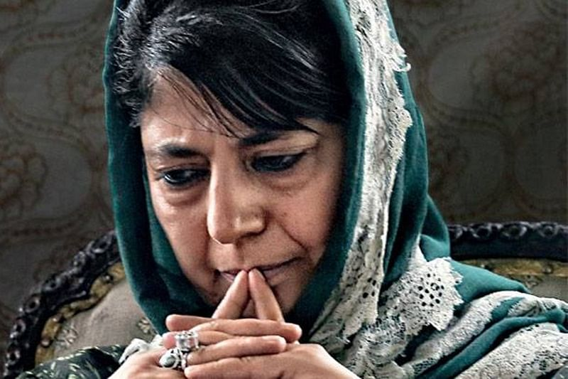 J&K CM Mehbooba Mufti welcomes India and Pakistan DGMO's decision to fully implement 2003 ceasefire pact