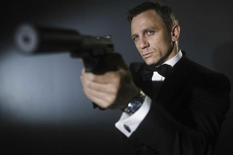 OMG! Daniel Craig to bag 50 million pounds for James Bond film