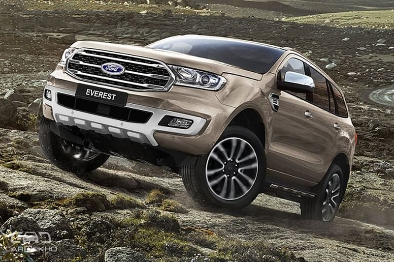 Ford Endeavour Facelift to launch before April 2019: Sources