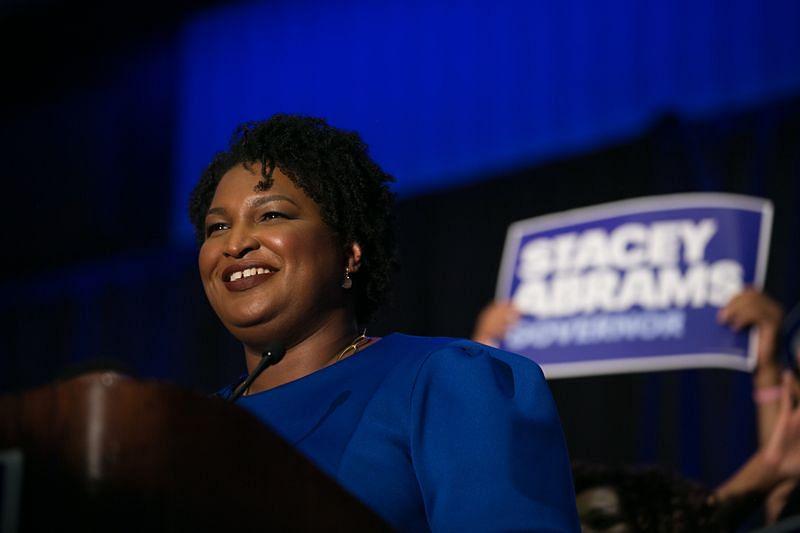 Georgia nominates first black female for governor