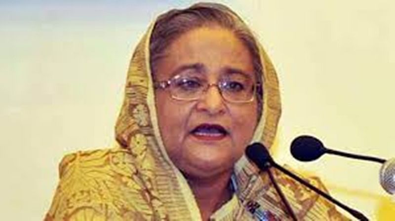 Want international support to press for Rohingyas' return: Sheikh Hasina