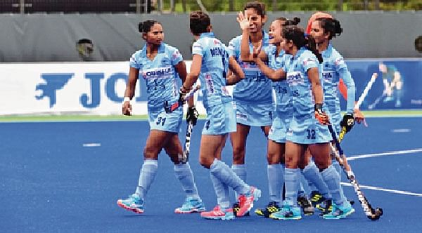 Indian eves hold Korea 1-1 in Asian Championship