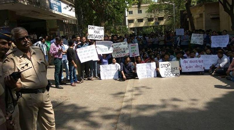 JJ Hospital Row: Sion Hospital Doctors to go on strike today