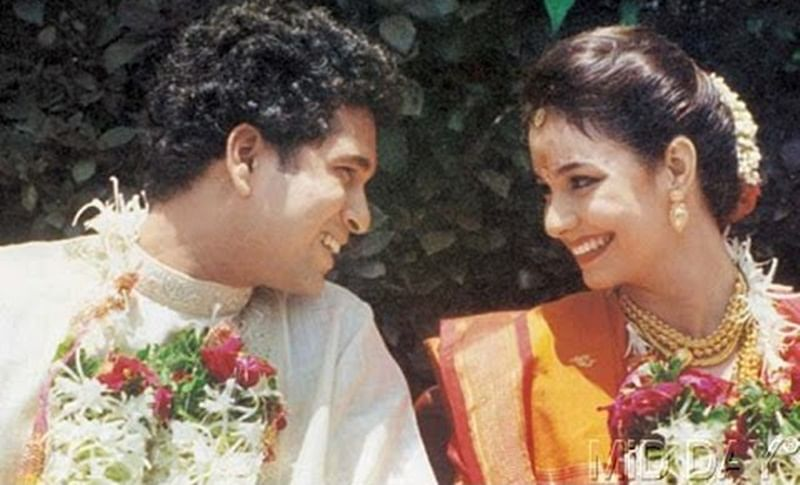 On This Day in History: May 24, 1995 – God of cricket Sachin Tendulkar married his ladylove Anjali