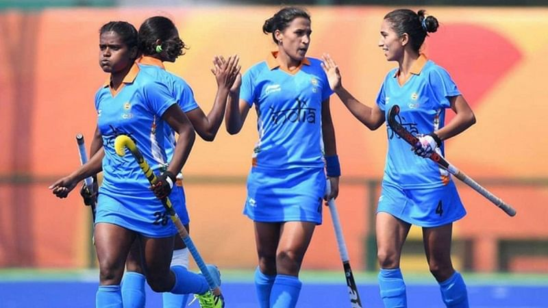 Indian women hockey team beats Malaysia to qualify for final of Asian Champions Trophy