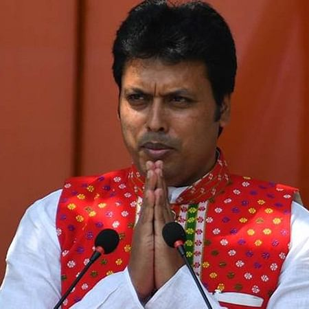 Tripura CM Biplab Deb apologises for 'Punjabis, Jats physically strong but have less brains' comment