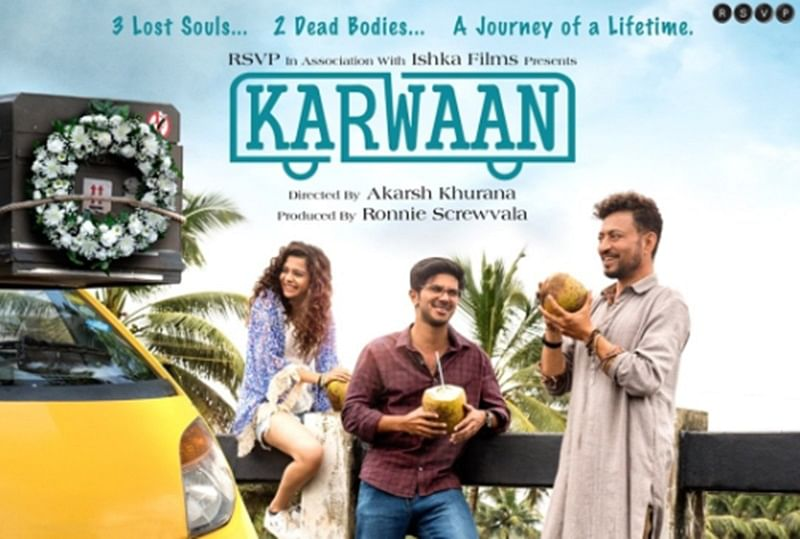 Karwaan Movie Review: Irrfan Khan's road trip takes us on a journey of life, death