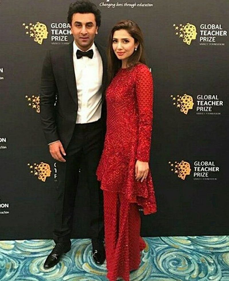Mahira Khan has not gotten over her alleged ex-boyfriend Ranbir Kapoor yet, and her tweet about Meghan-Harry's wedding might have a cryptic message