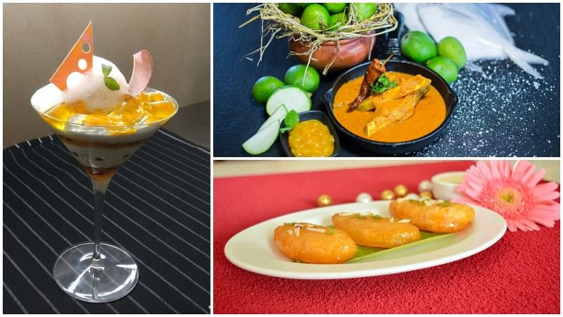 Unique and exotic mango recipes by renowned chefs