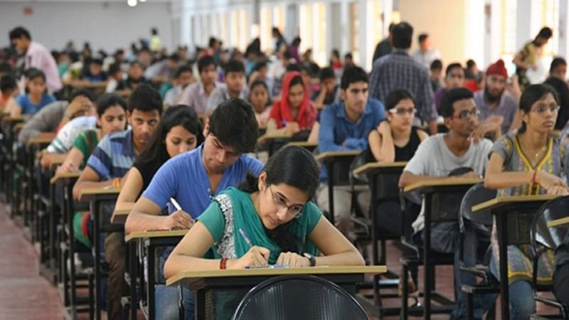 Mumbai: Teachers help SSC students with exam procedures