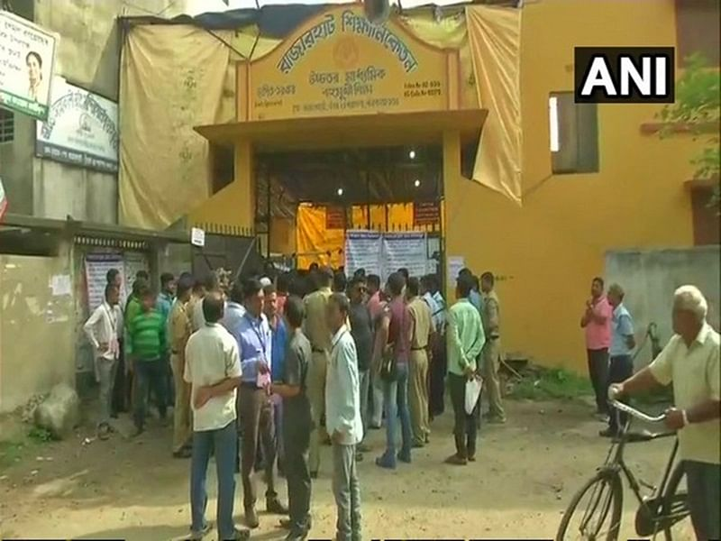 West Bengal Panchayat polls: Counting delayed in North 24 Parganas centre