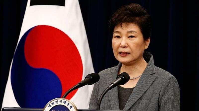 South Korea's ex-president Park Geun-hye leaves jail for medical care