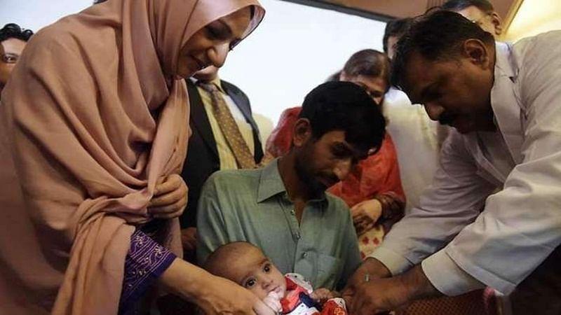 7 children die due to measles virus in Pakistan