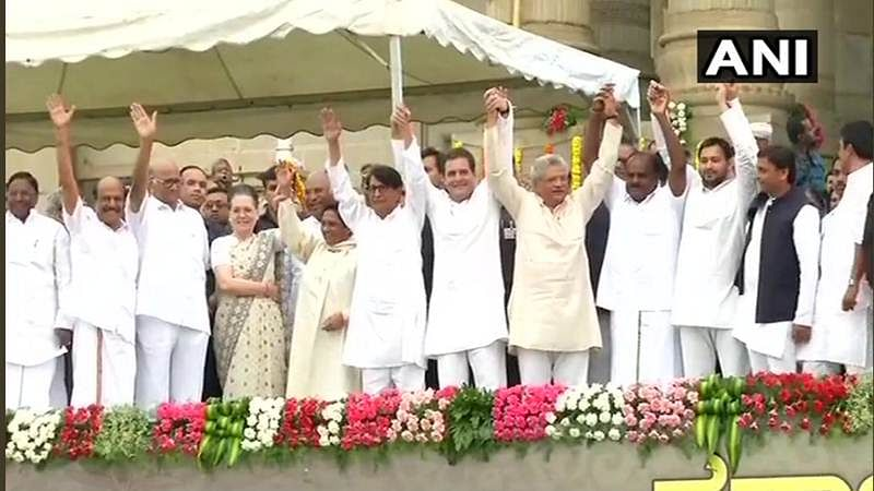 Karnataka government formation Updates: HD Kumaraswamy takes oath as Chief Minister of Karnataka