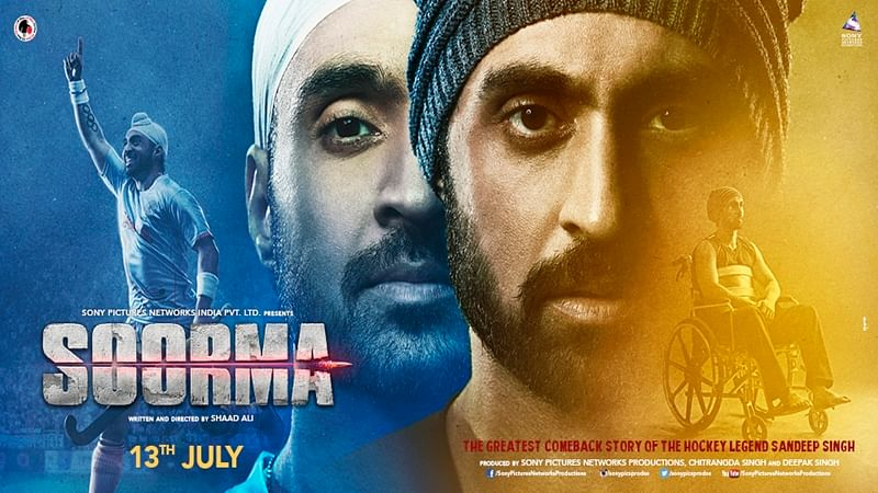 Soorma: Diljit Dosanjh shares what went behind becoming Sandeep Singh