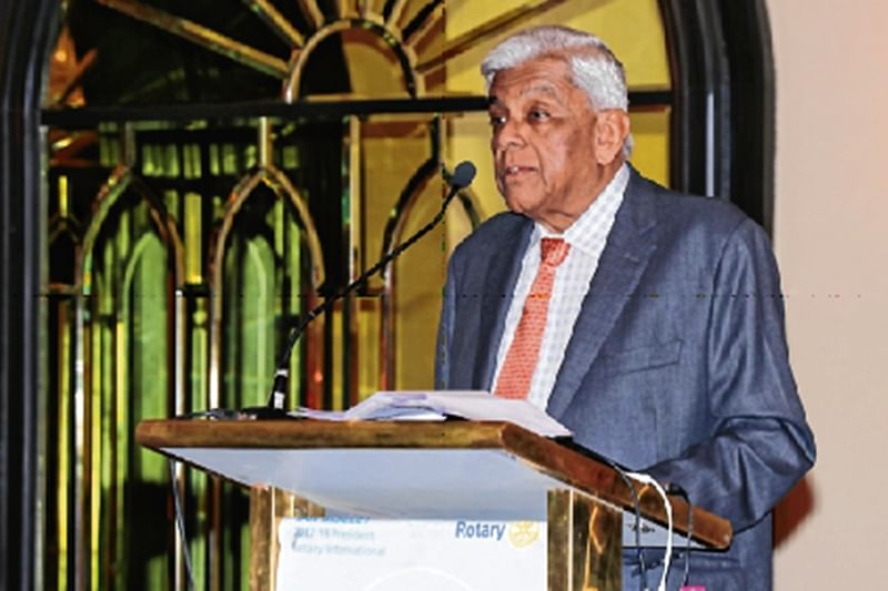 Building consensus for any infra project is never easy: HDFC's Deepak Parekh