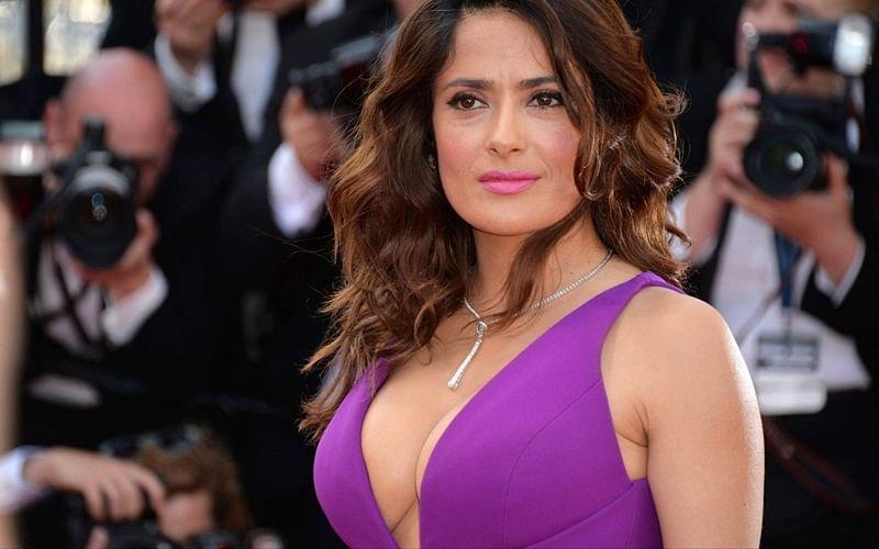 Women of colour easier to discredit: Salma Hayek on Harvey Weinstein scandal