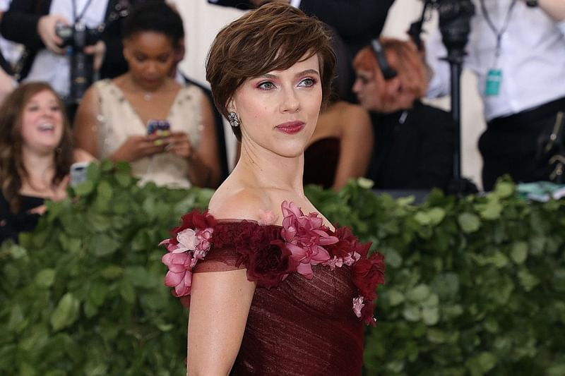 Scarlett Johansson trashes 'demeaning' report that claims she auditioned to date Cruise