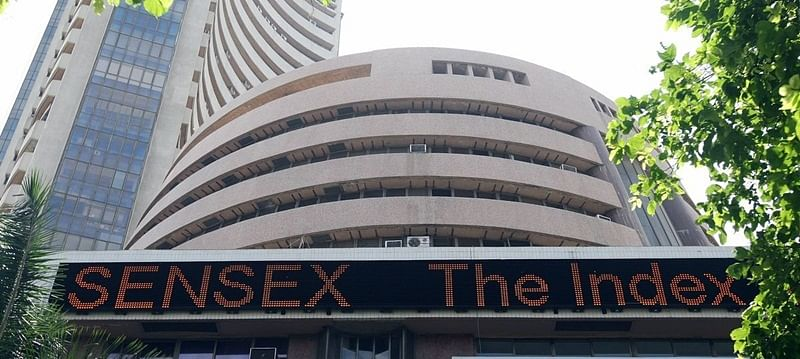 Sensex surges over 200 points, Nifty reclaims 10,700 mark ahead of F&O expiry
