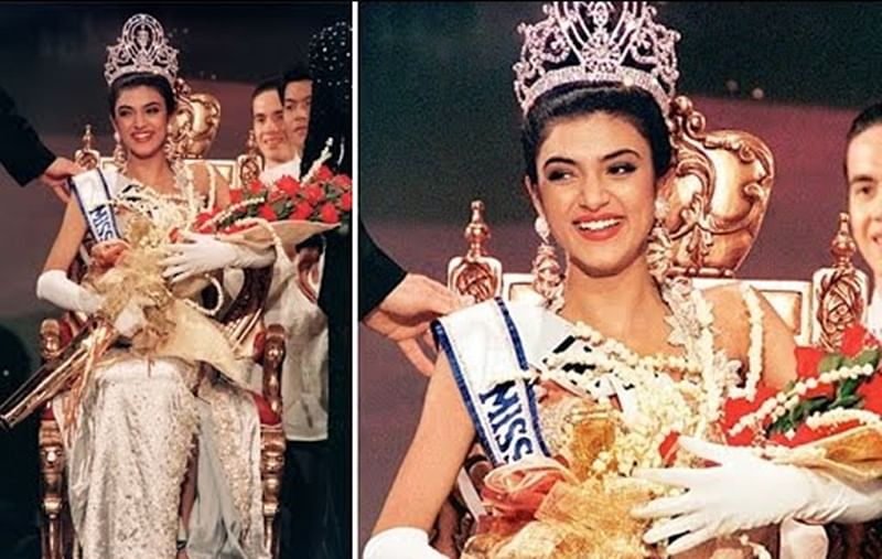 On this Day! Sushmita Sen remembers day when she was crowned Miss Universe 24 years ago
