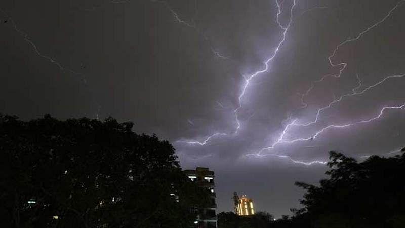 Lightning kills 20 in Jharkhand