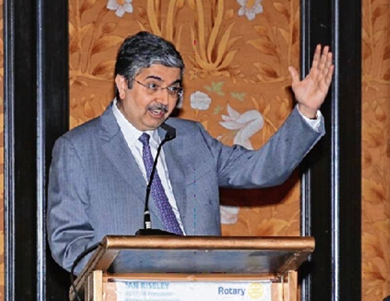 """Good governance will change future of corporate India"", says Kotak Mahindra Bank MD and CEO Uday Kotak"