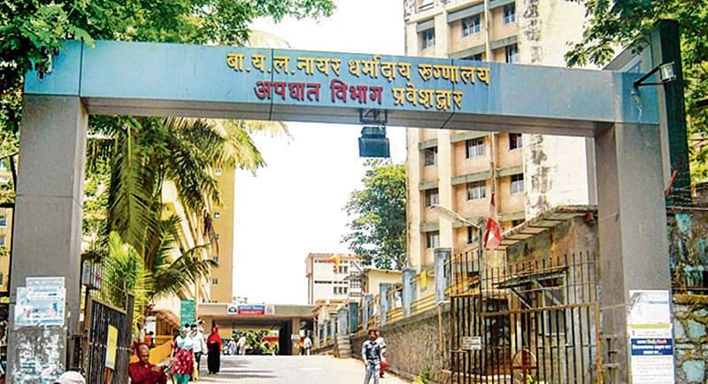 It was a case of misunderstanding, not ragging, says Nair Hospital