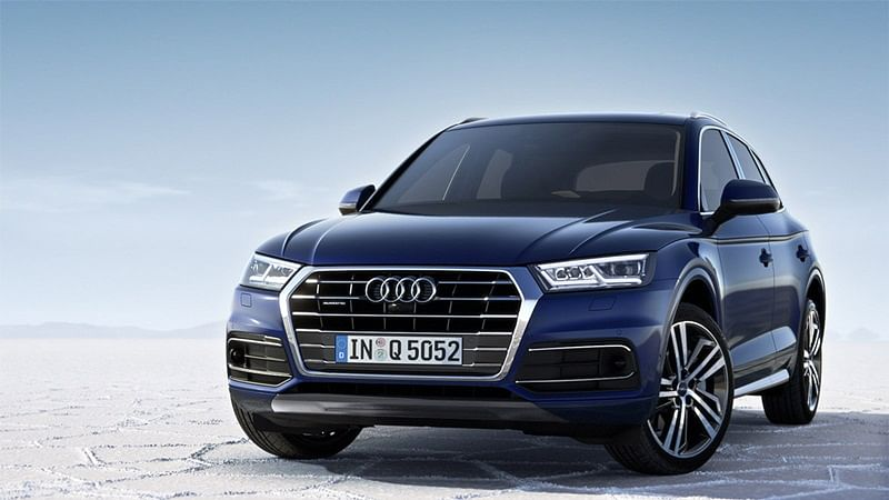 Audi India launches Q5 petrol variant, price starts at Rs 55.27 lakh