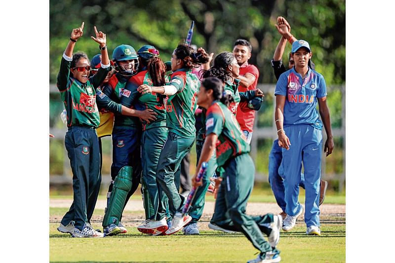 Women's Asia Cup: Bangladesh shock India to clinch title