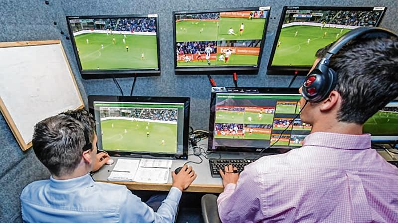 Video Assistant Referees to make World Cup debut