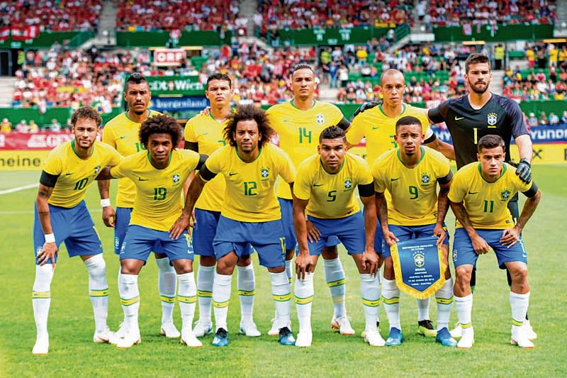 FIFA World Cup 2018: FPJ's dream XI predictions for Brazil vs Costa Rica