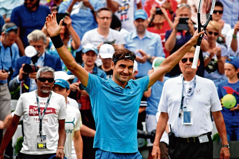 Wimbledon 2018: Roger Federer eyes 9th title but wary of Rafael Nadal threat