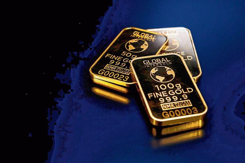 Gold regains status as safe haven asset
