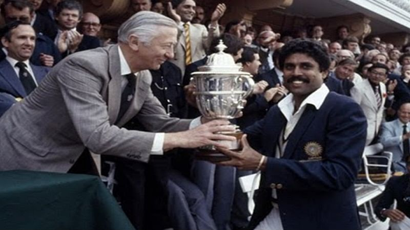 On This Day in History: June 25, 1983 – Underdog India beats mighty West Indies to lift the cricket World Cup trophy