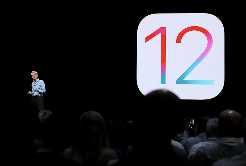 Apple previews iOS 12, introduces macOS 'Mojave'