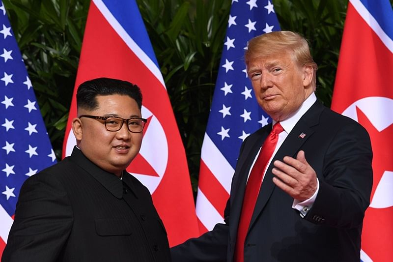 Kim Jong Un doesn't want to lose his 'special relationship' with me: Trump warns North Korea against hostile activities