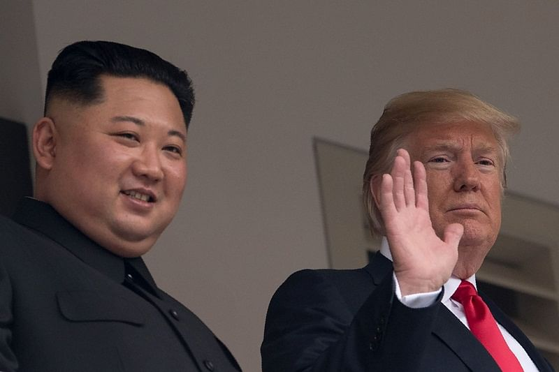 North Korea not a threat any more: Donald Trump