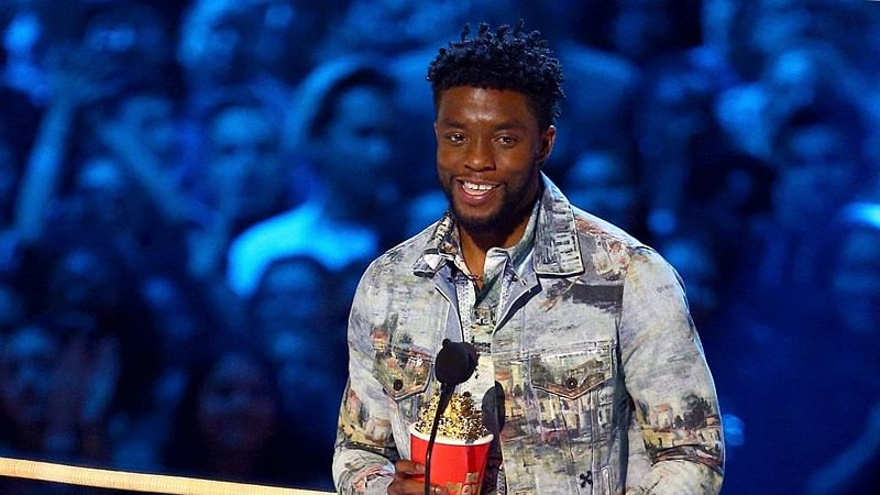 The world needs more superheroes: Chadwick Boseman honoured at MTV Video Music Awards 2020