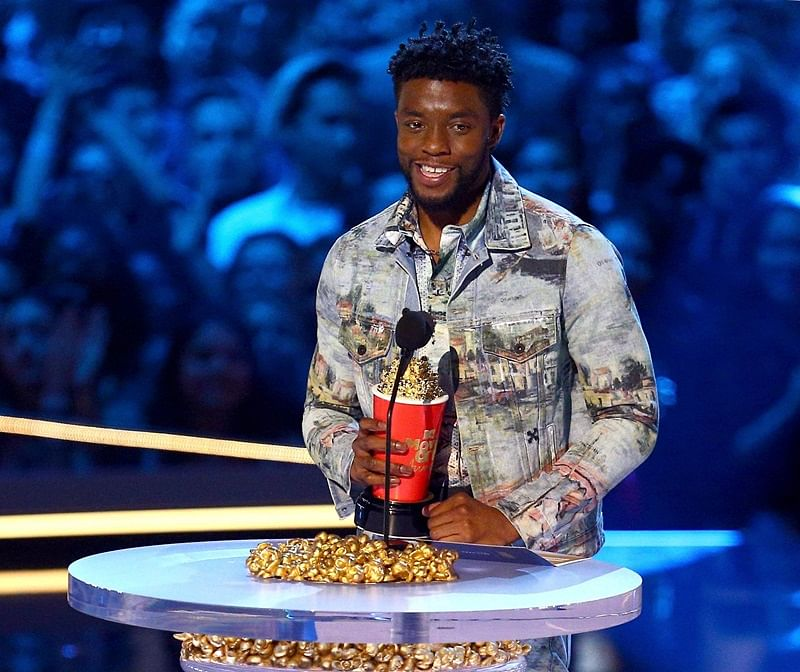 Black Panther star Chadwick Boseman signs action thriller