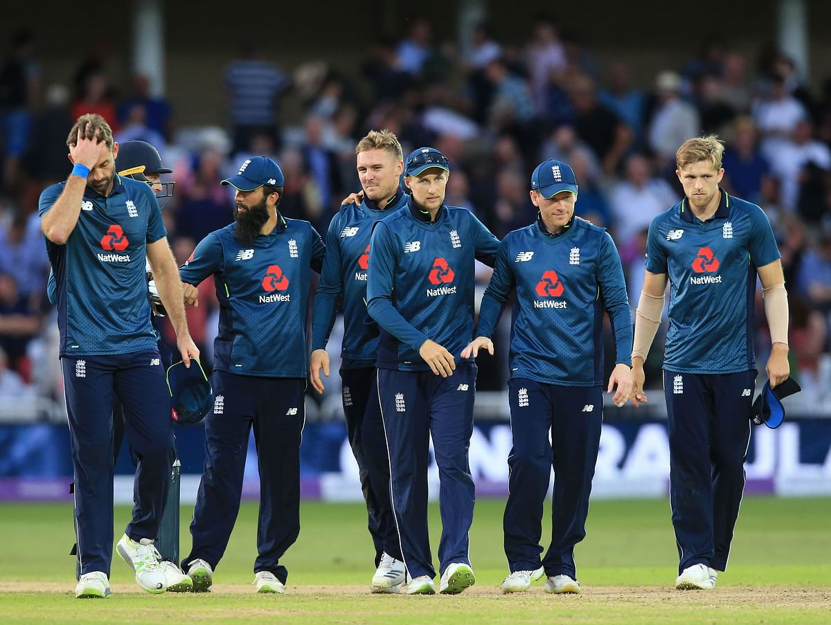 England sets new record ODI total of 481/6 against Australia, wins series