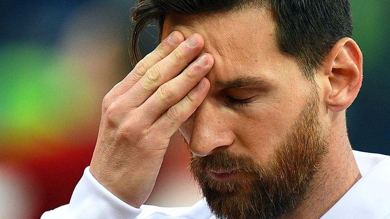 'Lie no. 1, Lie no. 2': Lionel Messi rubbishes 'fake news'
