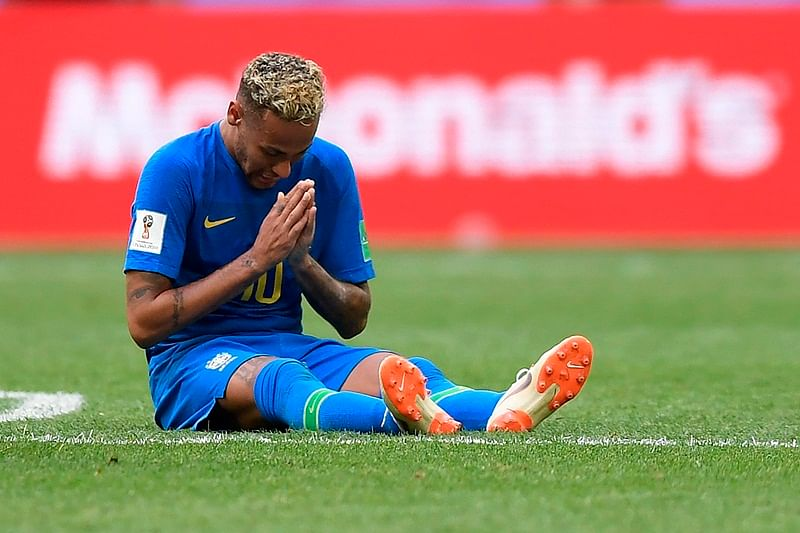 FIFA World Cup 2018: With Neymar tears, might emotional frailty prove Brazil's undoing?