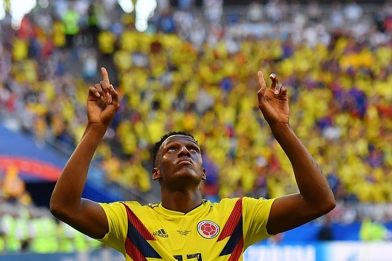 FIFA World Cup 2018: Colombia knock Senegal out to qualify for pre-quarterfinals