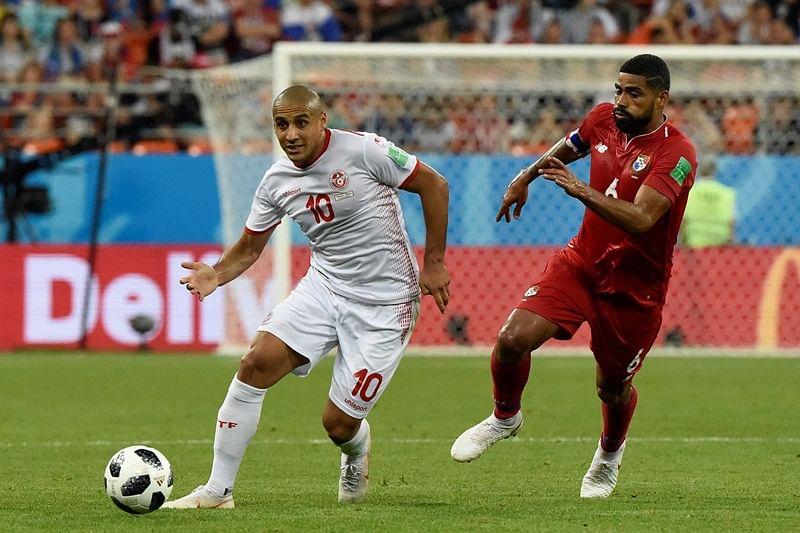 FIFA World Cup 2018: Wahbi Khazri strike ends Tunisia's 40-year World Cup match victory drought